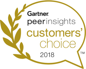 Gartner Customer Choice Award