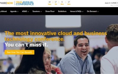 2018 SAP SAPPHIRE NOW and ASUG Annual Conference
