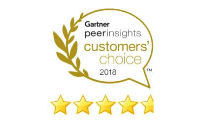For the second consecutive time SEP is recognized as a 2018 Gartner Peer Insights Customers' Choice