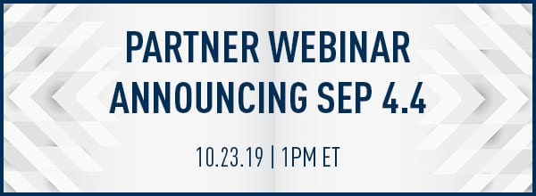 Partner Webinar: The Release of SEP 4.4: Enhancing Hybrid Backup and Cloud App Data Protection